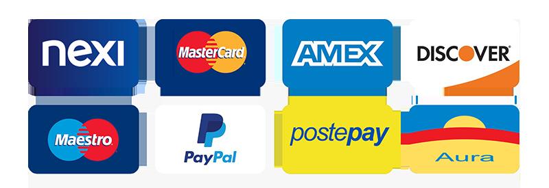 Icone di pagamento